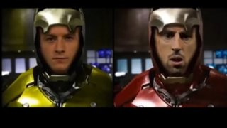 Televisión alemana promociona final de Champions con video inspirado en Iron Man