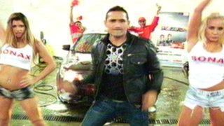 Curvas peligrosas: conejitas y drifting el domingo en La Chutana