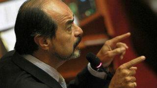 Mauricio Mulder: Toledo deberá sustentar con documentos todo lo que dice