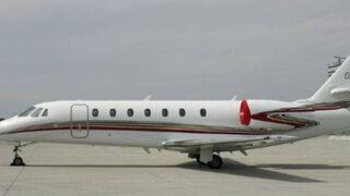 Pisco: avión del Ejército aterriza de emergencia y deja tres militares heridos