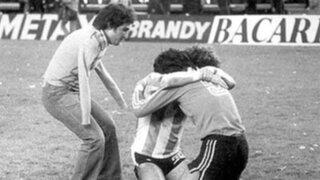 Los llantos de los futbolistas: un pañuelo para el balón y lágrimas históricas