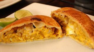 Empanadas de ají de gallina: extravagante receta con productos peruanos