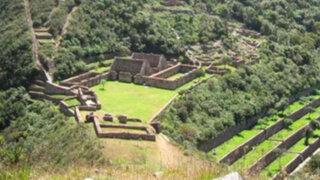 Teleférico de Choquequirao permitirá una afluencia de 1,000 turistas diarios