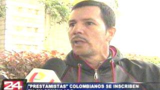 Prestamistas colombianos denuncian maltratos y extorsión por parte de policías
