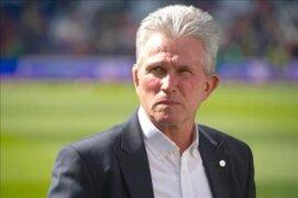 Afirman que Jupp Heynckes será el nuevo técnico del Real Madrid