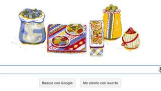 Google celebra Día Nacional de la Papa con un singular doodle