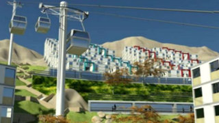 Construcción de teleférico en El Agustino comenzará en octubre de 2014