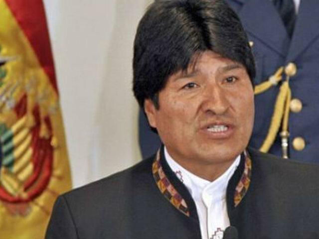 Bolivia: Evo Morales es reelegido para tercer mandato según boca de urna