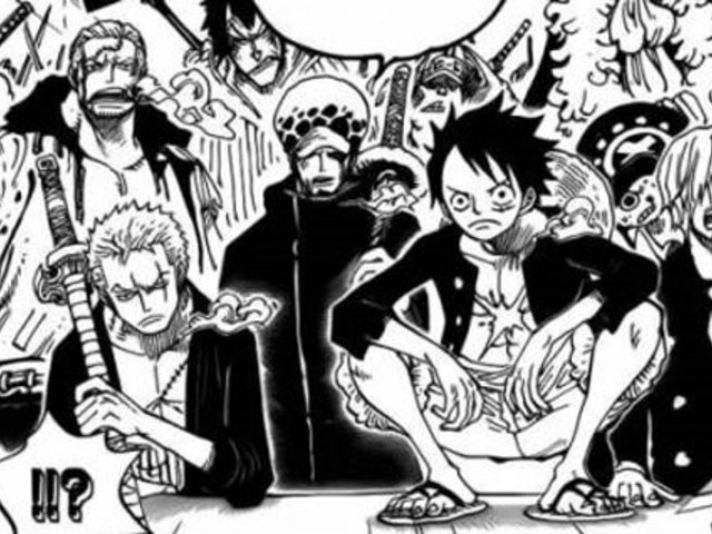 Suspenden salida del manga de One Piece por enfermedad del autor