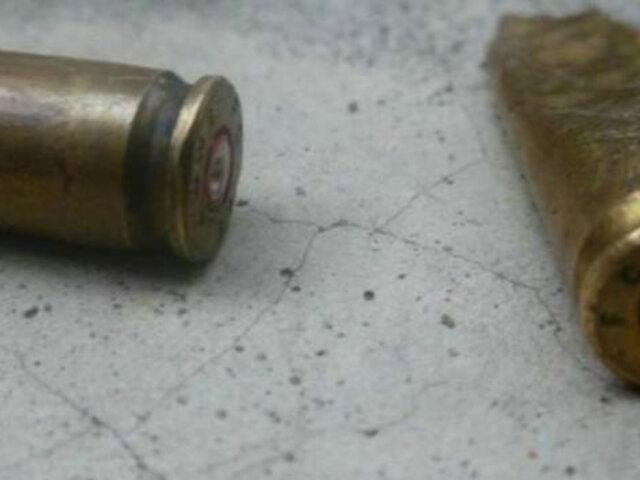 Delincuentes asaltan y dejan herido a un cambista en el centro de Miraflores