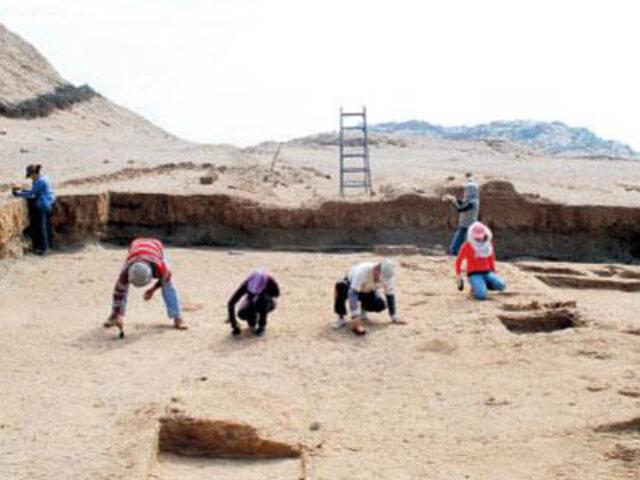 Trujillo: encuentran más de 300 tumbas en las huacas del Sol y de la Luna