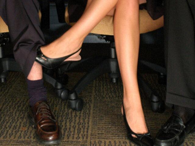 Estudios revelan que mayor número de infidelidades se registran en las oficinas