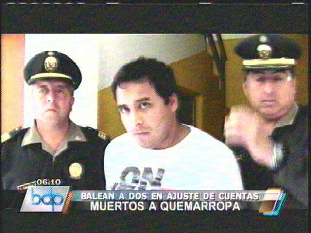 """Detienen a integrantes de la banda """"Los elegantes de Huacho"""""""