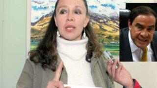 Congresista Yonhy Lescano y su hermana se enfrentan por herencia familiar