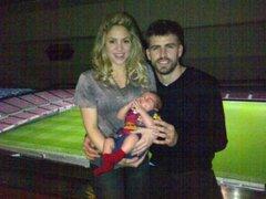 Shakira: Amamantaré a mi hijo hasta que vaya a la universidad