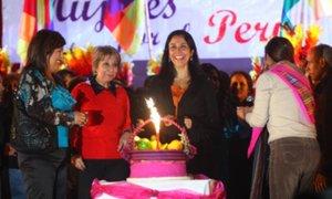 Dirigente nacionalista afirmó que el partido no financió cumpleaños de Nadine