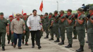 Ministro venezolano defiende asesoramiento militar por parte de Cuba