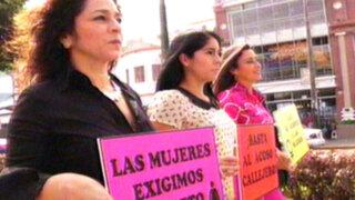 Aquí se respeta a las mujeres: sigue la lucha contra el acoso callejero
