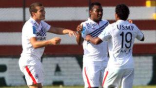 San Martín derrotó 2-1 al José Gálvez en Chimbote