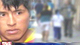 Yerbateros: estibador abusó a menor de edad mientras su madre trabajaba