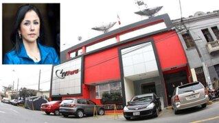 IRTP negó que compra de equipos sea para eventual campaña de Nadine Heredia