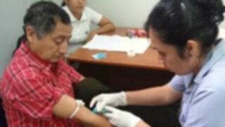 Liga Peruana Contra el Cáncer realiza despistaje gratuito de cáncer de próstata