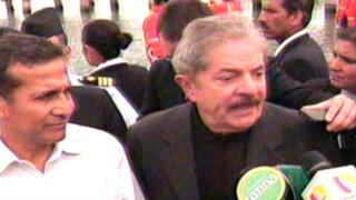 Lula da Silva también se pronunció sobre la 'reelección conyugal'