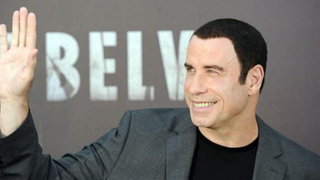John Travolta llegó sorpresivamente a Lima para promocionar relojes