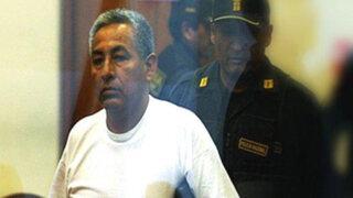 """Sala Penal inició audiencia para dictar sentencia contra camarada """"Artemio"""""""