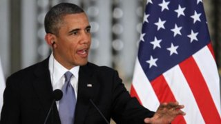 Presidente Obama dice que régimen sirio es responsable de ataque químico