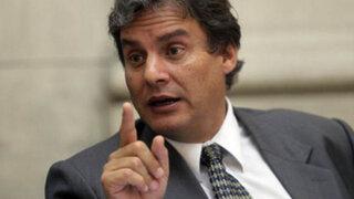 Interpelarían a Figallo por desaparición de libro de visitas de López Meneses