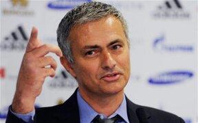 Mourinho será el nuevo técnico de la Roma para la siguiente temporada