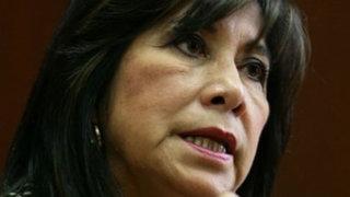 Noticias de las 6: invalidan elección de Martha Chávez en grupo de DDHH