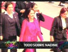Todo sobre Nadine: continúa polémica por posible reelección conyugal