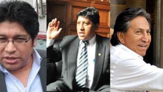 Congresistas de Perú Posible y Nacionalistas justifican blindaje a Toledo