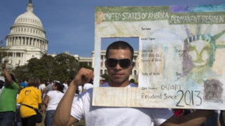 EEUU: Pese a anuncio de Obama Senado endurece medidas migratorias