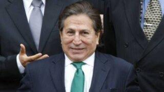 Julio Rodríguez: Caso de Alejandro Toledo apunta a blanqueo de capitales