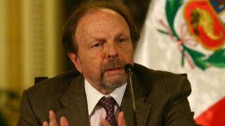 Expremier Lerner: Perú Posible va exigir al gobierno que blinde a Toledo