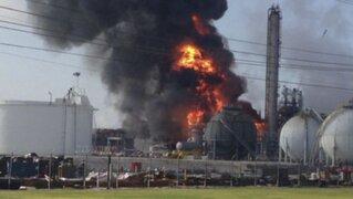 EEUU: explosión en planta química de Lousiana deja 33 heridos