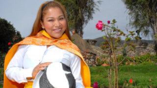 'Huaylas el Chato', lo nuevo de la reina de corazones Sonia Morales