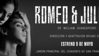 Bakeisteich: conozca la nueva versión del clásico Romeo y Julieta