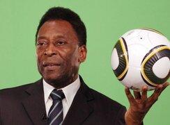 Pelé: España y Alemania son favoritas para ganar el mundial de Brasil 2014