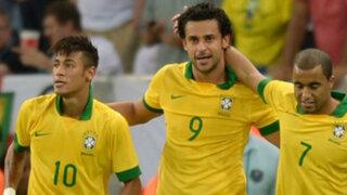 Brasil enfrenta a Japón en esperado debut de Copa Confederaciones