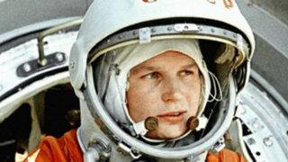 Hoy se cumplen 50 años desde la llegada de una mujer al espacio