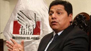 """Defensor del Pueblo en contra del servicio militar """"discriminatorio"""""""
