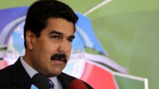 Presidente venezolano arribó a Italia para visitar al Papa Francisco y la FAO