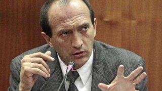 Congresista Juan Carlos Eguren es reelecto presidente de la Comisión de Justicia
