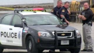 EEUU: cuatro tiroteos en menos de una hora dejan tres muertos y dos heridos