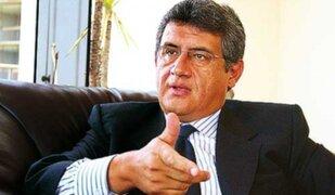 Juan Sheput: Escándalo de Toledo afecta el prestigio de Perú Posible