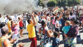 Violentos enfrentamientos empañan Copa Confederaciones de Brasil